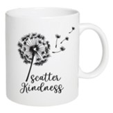 Scatter Kindness, Ceramic Mug