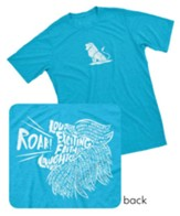 Roar: Staff T-Shirt, 4X-Large (58-60)