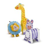 Safari Grasping Toys Gift Set