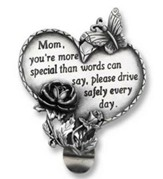 Mom, You're Special--Visor Clip