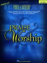 More of the Best Praise & Worship Songs Ever, 2nd Edition