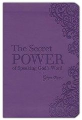 The Secret Power of Speaking God's Word - Slightly Imperfect