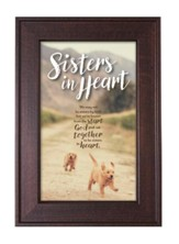 Sisters In Heart Framed Art