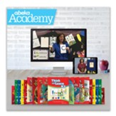 Abeka Academy Grade K5 Full Year  Video & Books  Instruction - Independent Study (Unaccredited)