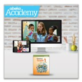 Abeka Academy Grade 1 Full Year  Video Instruction - Independent Study (Unaccredited)