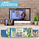 Abeka Academy Grade 2 Full Year  Video & Books Enrollment (Accredited)