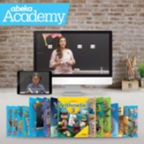Abeka Academy Grade 3 Full Year  Video & Books  Enrollment (Accredited)