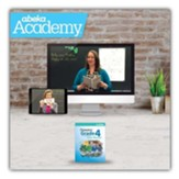 Abeka Academy Grade 4 Full Year  Video Instruction - Independent Study (Unaccredited)
