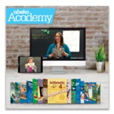 Abeka Academy Grade 4 Full Year  Video & Books Instruction - Independent Study (Unaccredited)