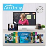 Abeka Acadey Grade 6 Full Year Video  & Books  Instruction - Independent Study (Unaccredited)