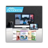 Abeka Academy Grade 7 Full Year  Video Enrollment (Accredited)