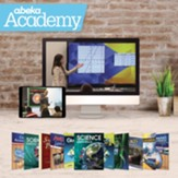 Abeka Academy Grade 8 Full Year  Video & Books Enrollment (Accredited)