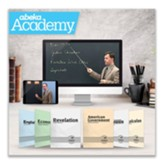 Abeka Academy Grade 12 Full Year  Video Instruction - Independent Study (Unaccredited)