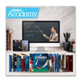 Abeka Academy Grade 12 Full Year  Video & Books Instruction - Independent Study (Unaccredited)