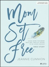 Mom Set Free, Bible Study Book