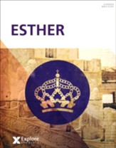 Explore the Bible: Esther, Bible Study Book