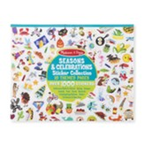 Seasons and Celebrations Sticker Collection