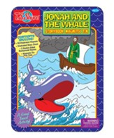 Jonah & Whale Magnetic Tin