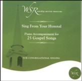 25 Gospel Songs, Vol. 1, Accompaniment CD