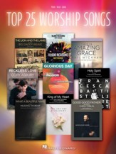 Top 25 Worship Songs