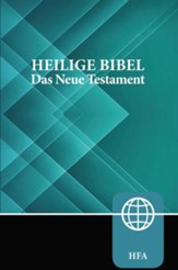 Hoffnung fur Alle: German New Testament, softcover