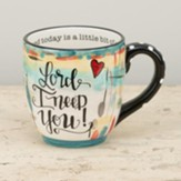 Lord I Need You, Mug