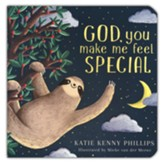 God, You Make Me Feel: Special  - Board book