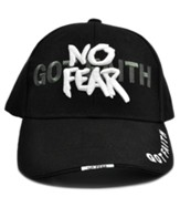 No Fear Cap, Black