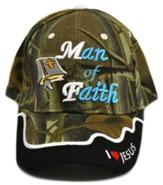 Man of Faith Cap, Camo