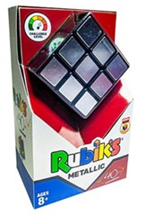 Rubik's Cube, 40th Anniversary Metallic Version