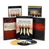 Honor Begins at Home Leaders Kit:  The Courageous Bible Study