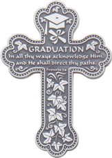 In All Thy Ways Acknowledge Him, Graduation Wall Cross