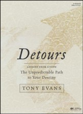 Detour to Destiny, Bible Study Book