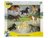 Stablemates, Deluxe Horse Collection, Set of 8
