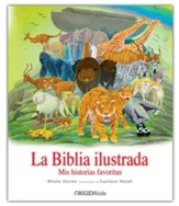 Biblia Ilustrada para niños: Mis historias favoritas (The Children's Illustrated Bible)