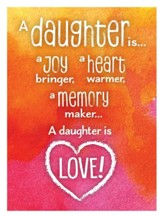 A Daughter Is Love Magnet
