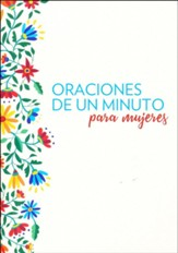 Oraciones de un minuto para mujeres (One Minute Prayers for Women)