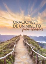 Oraciones de un minuto para hombres (One Minute Prayers for Men)