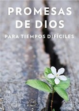 Promesas de Dios en tiempos dificiles, cuero de imitacion (God's Promises for When You Are Hurting)