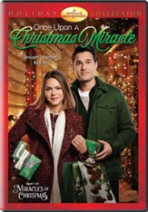 Once Upon a Christmas Miracle, DVD