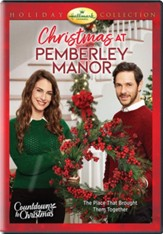 Christmas at Pemberly Manor, DVD