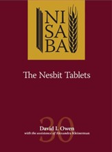 The Nesbit Tablets