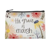 His Grace is Enough Coin Purse