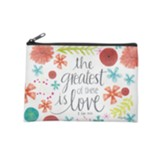 The Greatest of These Is Love Coin Purse