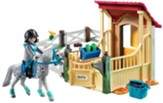 Playmobil with Appaloosa