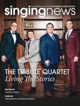 Singing News, 1 Year Magazine Subscription, International