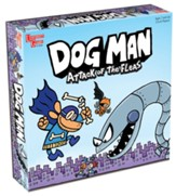 Dog Man, Attack of the Fleas Board Game
