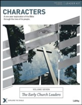ETB Characters Volume 7: Early Church Leaders, Kit