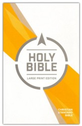 CSB Outreach Bible, Large Print Edition