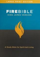 Fire Study Bible - Christianbook com